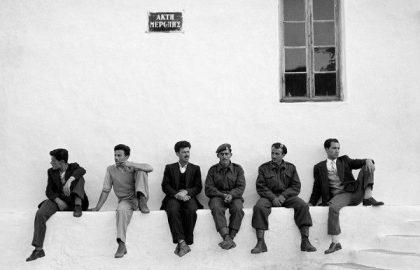 Πορτραίτα – Έκθεση φωτογραφιών Β. Παπαϊωάννου και Δ. Χαρισιάδη