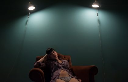 """Τζίνα Μαραγκουδάκη: """"Η ένταση είναι βασικό ζητούμενο τόσο στη φωτογραφία, όσο και σε κάθε τέχνη"""""""