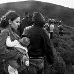 Enri Canaj – O φωτορεπόρτερ της «Καθημερινής» πέρασε την πόρτα του «Magnum»