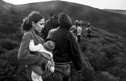 "Enri Canaj – O φωτορεπόρτερ της ""Καθημερινής"" πέρασε την πόρτα του ""Magnum"""