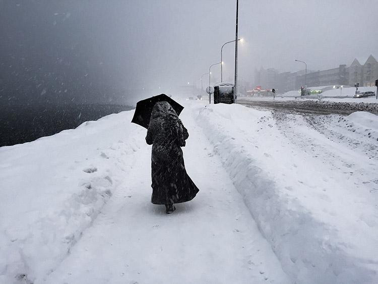 People & Winter | Έκθεση φωτογραφίας