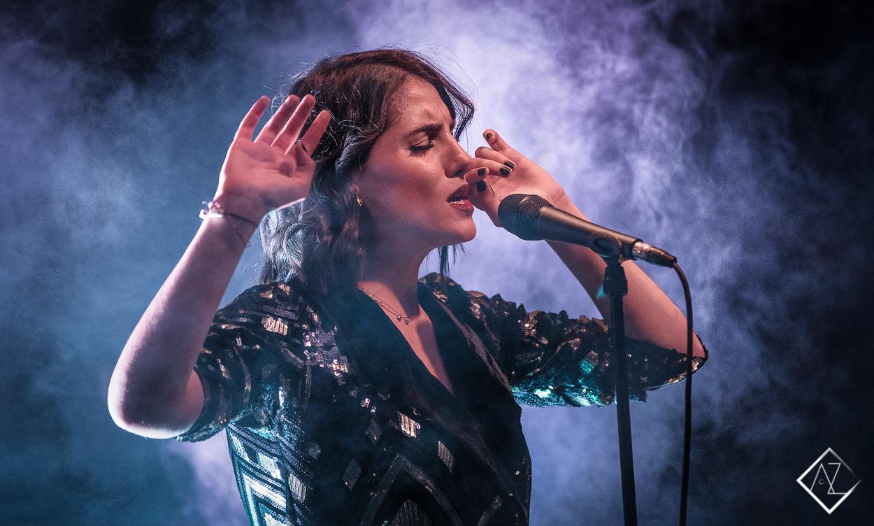 Παυλίνα Βουλγαράκη by ©Αφροδίτη Ζαγγανά