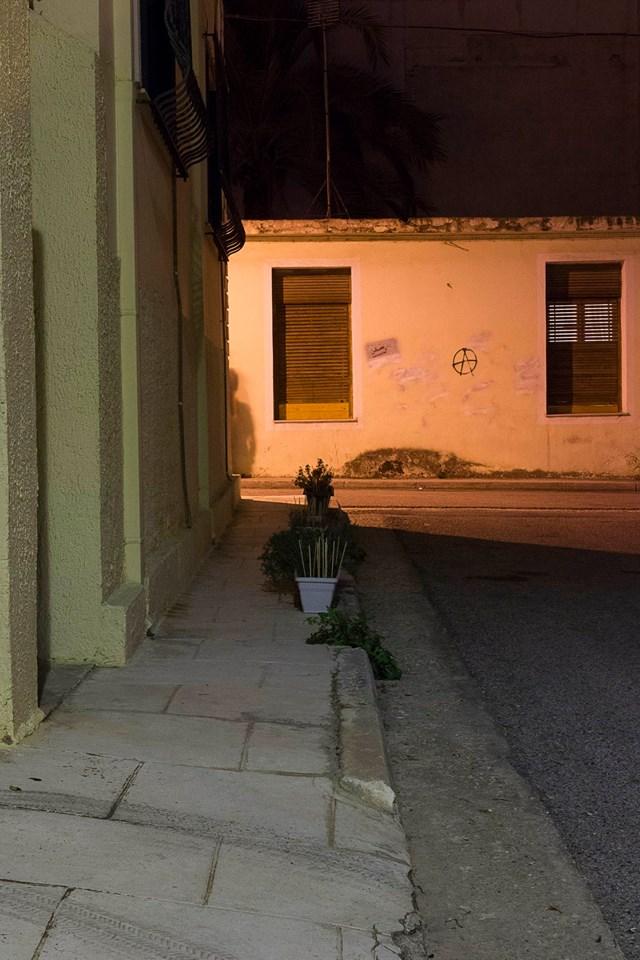 """Κοσμάς Σταθόπουλος (from the series """"Transit"""")"""