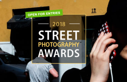 LensCulture – Διαγωνισμός Street Photography Awards 2018
