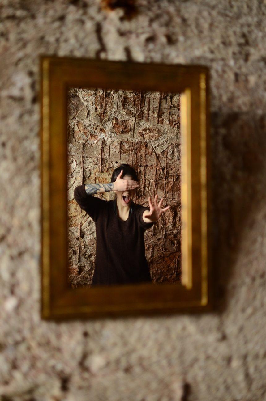 Freak και σουρεαλιστικό πορτρέτο – Εργαστήρι φωτογράφισης σε εξωτερικό χώρο
