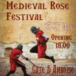 MEDIEVAL ROSE FESTIVAL