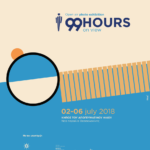 """99 hours On View""