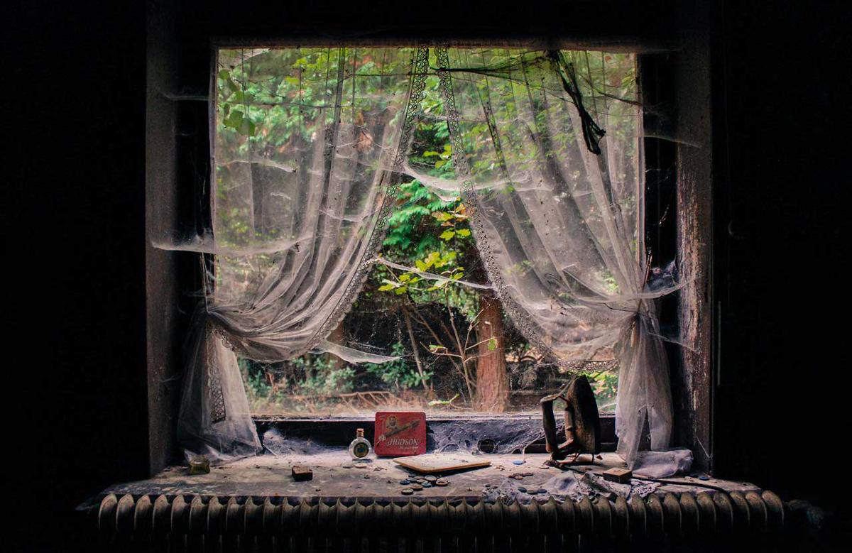 © Ιωάννα Σακελλαράκη (από το project Urban Exploration)