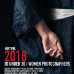 ARTPIL's 30 Under 30 Women Photographers / 2018 Paris Exhibition