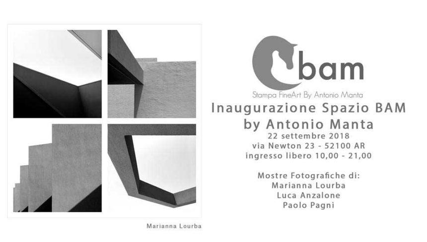 Εργαστήριο ΒΑΜ του Καθηγητή Φωτογραφίας Antonio Manta | Marianna Lourba – Luca Anzalone – Paolo Pagni