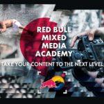 Το Red Bull Mixed Media Academy αναζητά τα νέα ταλέντα στο χώρο της φωτογραφίας και video!