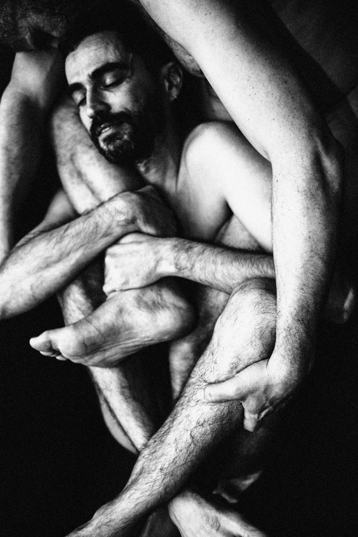 Γυμνό μεγάλο λεία φωτογραφία