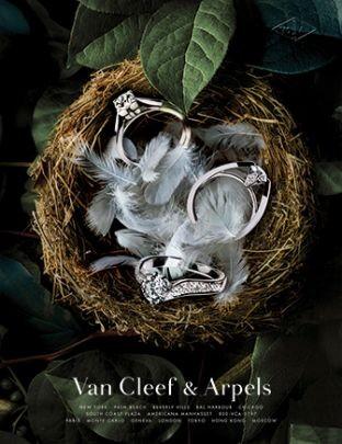 Phil Marco, Έντυπη Καταχώριση για τον Οίκο Van Cleef and Arpels