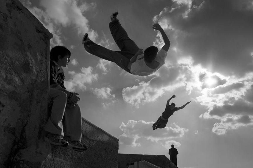 Ανδρέας Καμουτσής / Παρουσίαση του φωτογραφικού του έργου