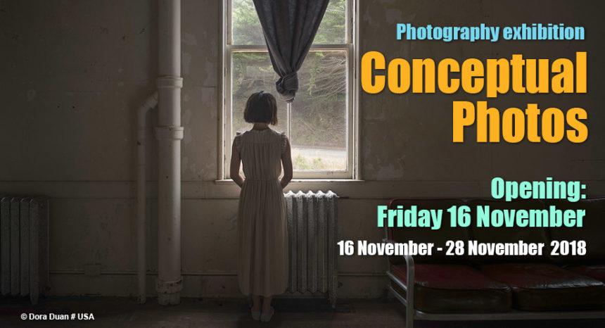 Conceptual | Θεματική έκθεση φωτογραφίας στη Blank Wall Gallery
