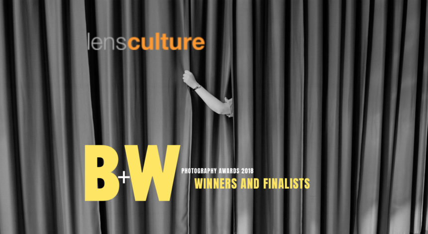 LensCulture Black and White Photography Awards 2018 Winners & Finalists