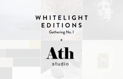 Whitelight Editions: Gathering No.I