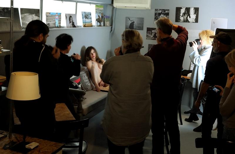 Φωτογραφικό workshop καλλιτεχνικού γυμνού