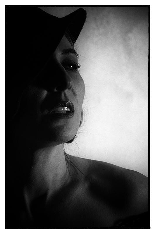 Σεμινάριο Φωτογράφισης σε studio / Πορτρέτα Film Noir