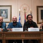 Athens Photo World - Συνέντευξη τύπου