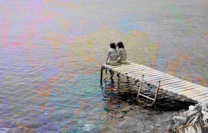 Alexis Vasilikos, Masks & the Oceanic, solo show | CAN Christina Androulidaki gallery