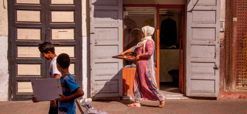Καζαμπλάνκα – έκθεση της Μελίτας Βαγγελάτου