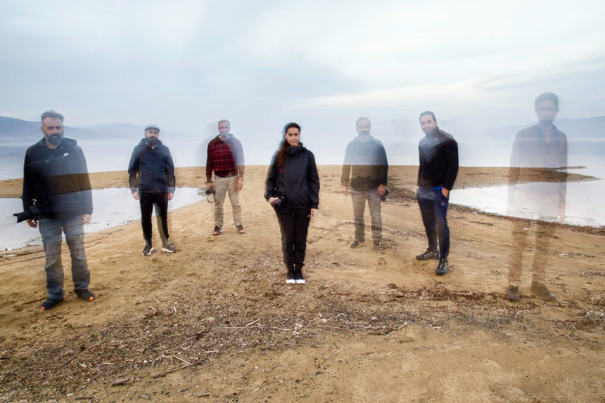 Common routes – Μια ομάδα σε ένα κοινό ταξίδι