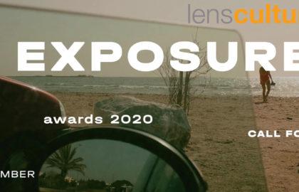 LensCulture –  Διαγωνισμός Exposure awards 2020