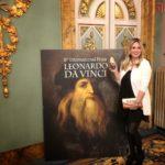 """Βράβευση με το διεθνές βραβείο """"Leonardo Da Vinci – The Universal Artist"""" για την Εμμανουέλα Αργυροπούλου"""