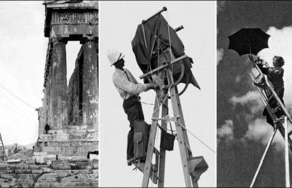 Η δημιουργική φωτογραφία στην αρχαιολογία