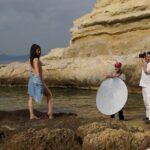 Εργαστήρι καλλιτεχνικού γυμνού στη θάλασσα με τον Ανδρέα Κατσικούδη