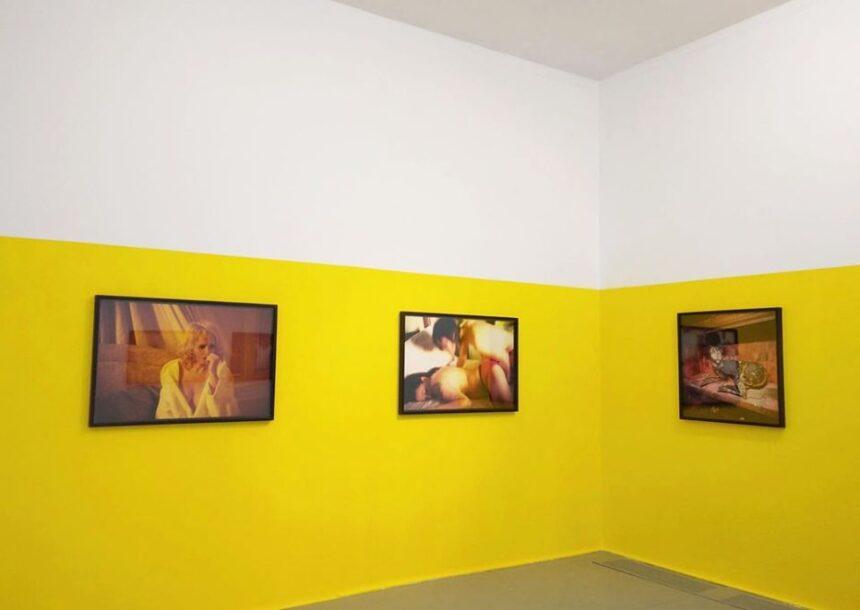 """Μικρές συναντήσεις στην Αίθουσα Τέχνης Ρεβέκκα Καμχή: """"Ναν Γκόλντιν, επιλεγμένα έργα"""""""