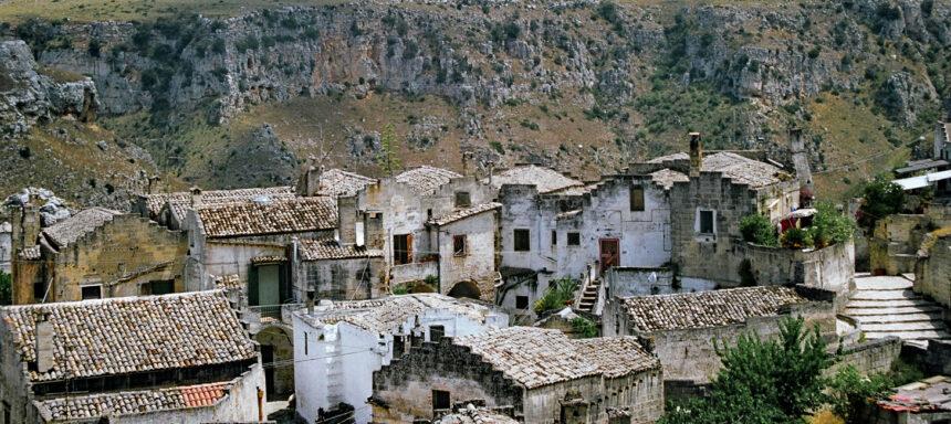 Matera  – Η γη των βράχων