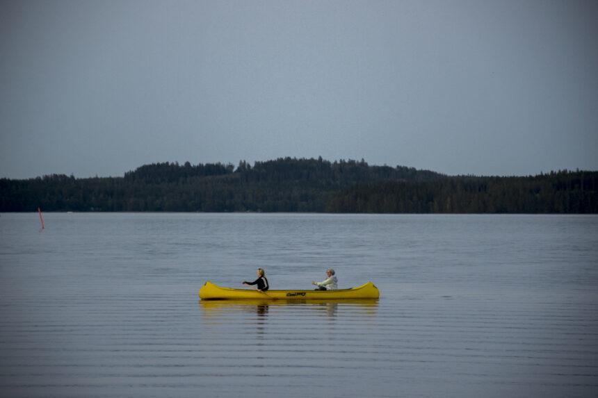 Φινλανδία – Εικόνες από ένα ετυχισμένο λαό που ζει κοντά στη φύση