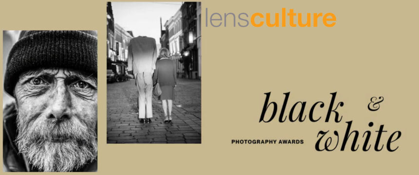 Lens Culture – Black and White Photography Awards 2020