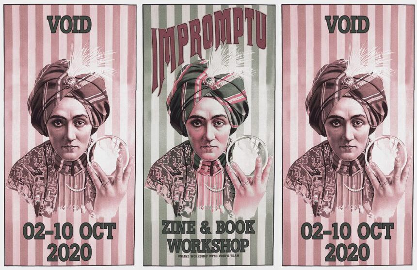 Impromptu Online Workshop 2020 από το Void