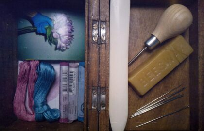 Zine it! | Εργαστήριο με την Γωγώ Πονηράκου