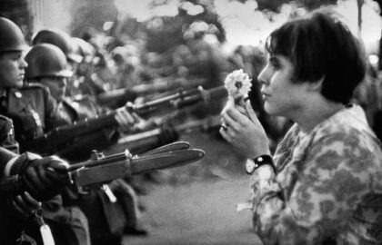 "Marc Riboud – Ο ""ντροπαλός"" φωτογράφος του Magnum"