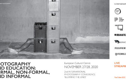 "Διαδικτυακό Συνέδριο ""Photography and Education: formal, non-formal and informal"""