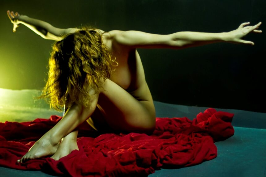 Workshop φωτογράφισης καλλιτεχνικού γυμνού με τον Ανδρέα Κατσικούδη