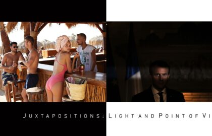 Juxtapositions: Light and Point of View | Διαδικτυακή διάλεξη της Σχολής Όραμα