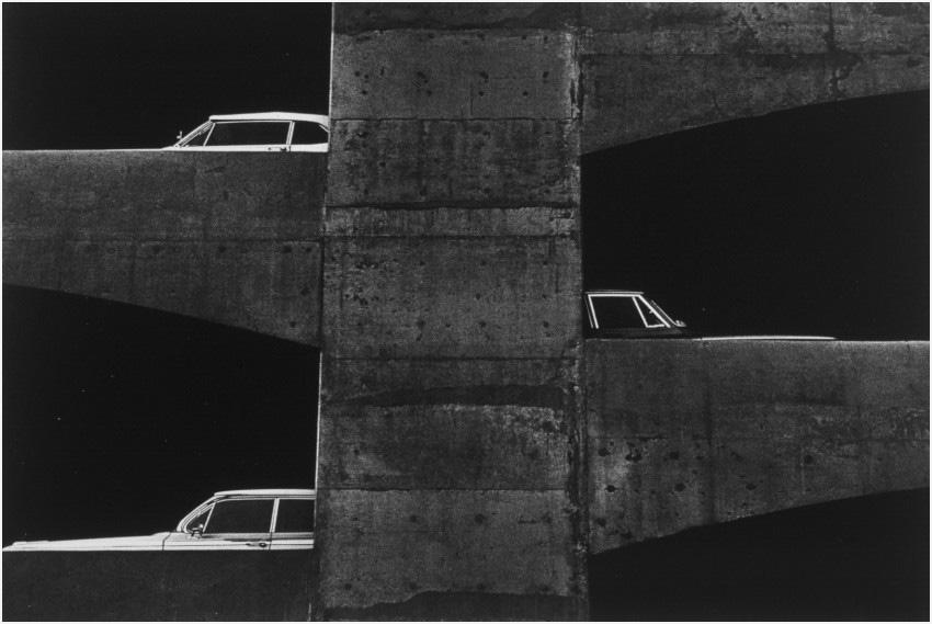 Ray Metzker – Πειραματισμός σε σκιά και φως