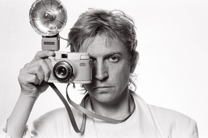 O Andy Summers ως φωτογράφος