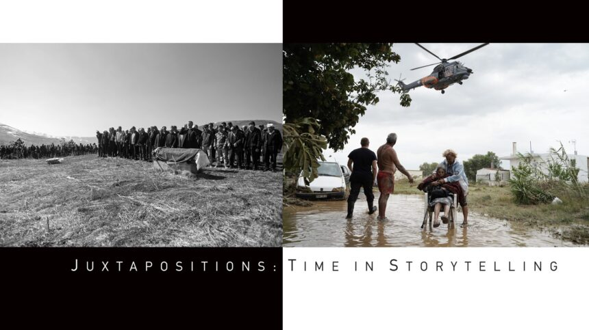 Juxtapositions: Time in Storytelling | Διαδικτυακή διάλεξη της Σχολής 'Οραμα
