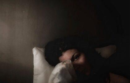 Η Δομίνα Αποστολίδου στη Luminous Eye