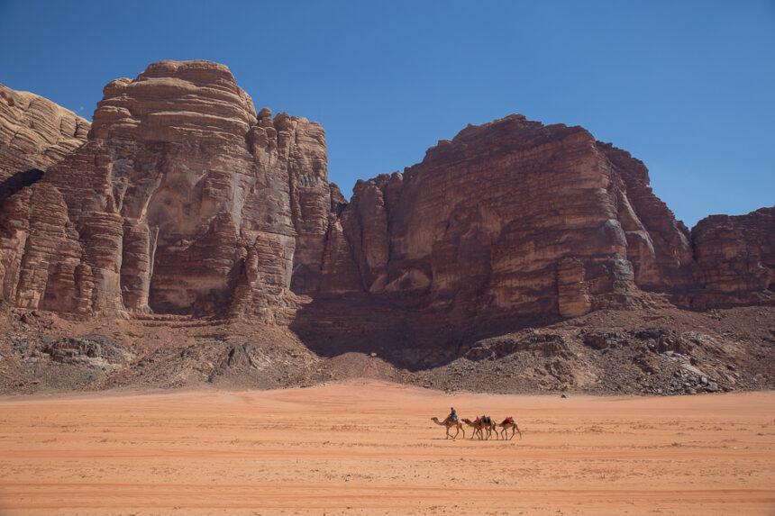 Ιορδανία – Στη μυθική Πέτρα και την έρημο Wadi Rum