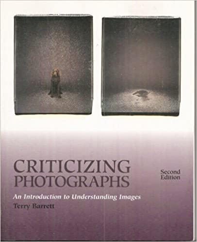 Η κριτική φωτογραφιών