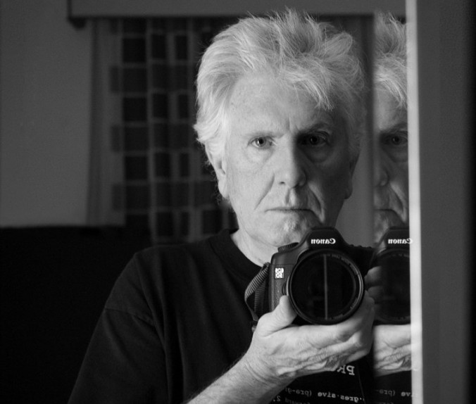 O Graham Nash ως φωτογράφος
