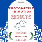 Αποτελέσματα του Photometria in motion 2021