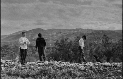Ανδρέας Ζαχαράτος – One day a kite flying … μια μέρα ένα πέταγμα αετού